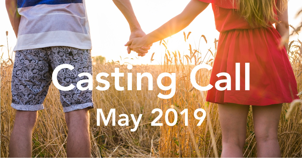 Casting Call May 2019 | Super Media Company